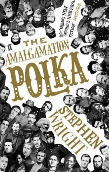 Greatest Book Covers - The Amalgamation Polka