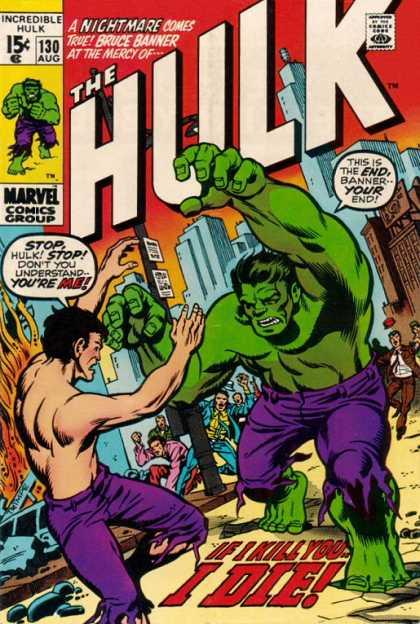 Hulk #130
