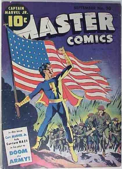 Master Comics 30