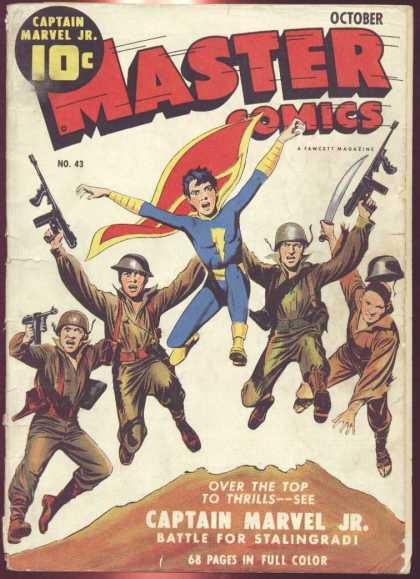 Master Comics 43