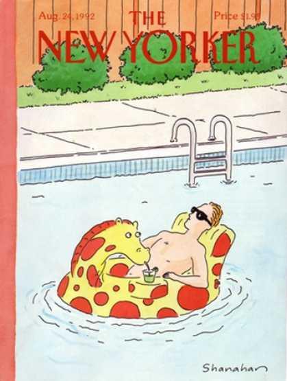New Yorker 3307