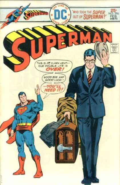 Superman 296