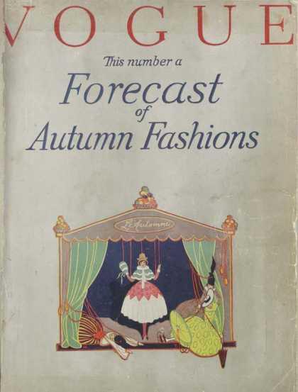 Vogue - September, 1916
