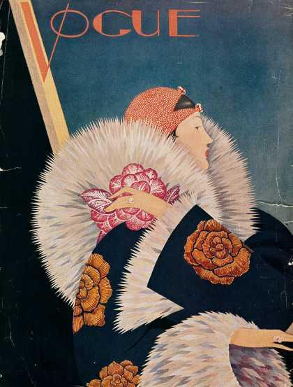 Vogue - January, 1927