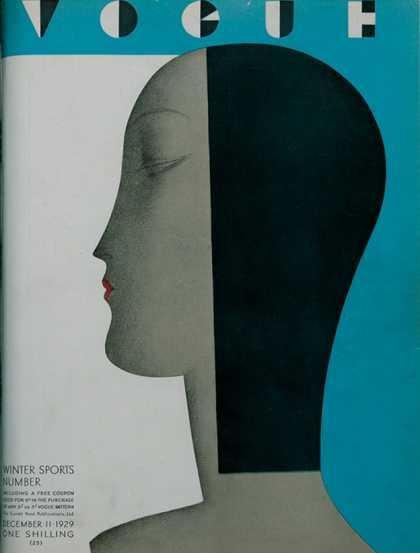 Vogue - December, 1929