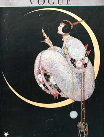 Vogue - December, 1917 - Rob Liefeld