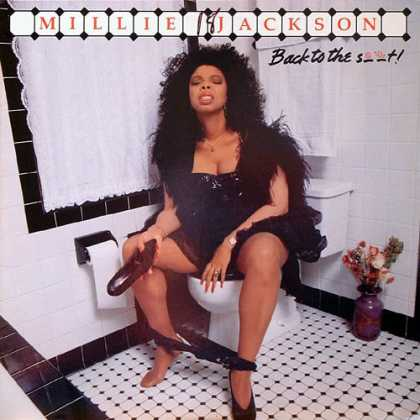 Worst Album Covers 45