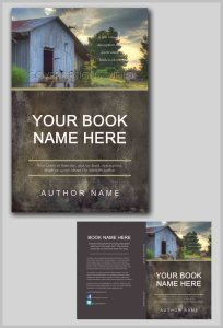 barn book covers