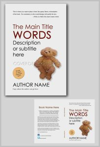 teddy bear how to book cover