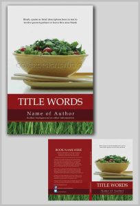 diet book cover