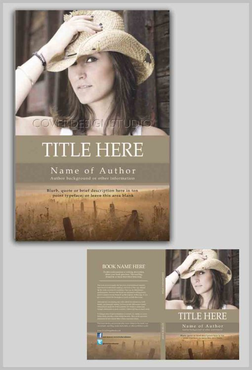 cowgirl great book covers