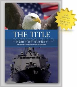 patriotic book cover