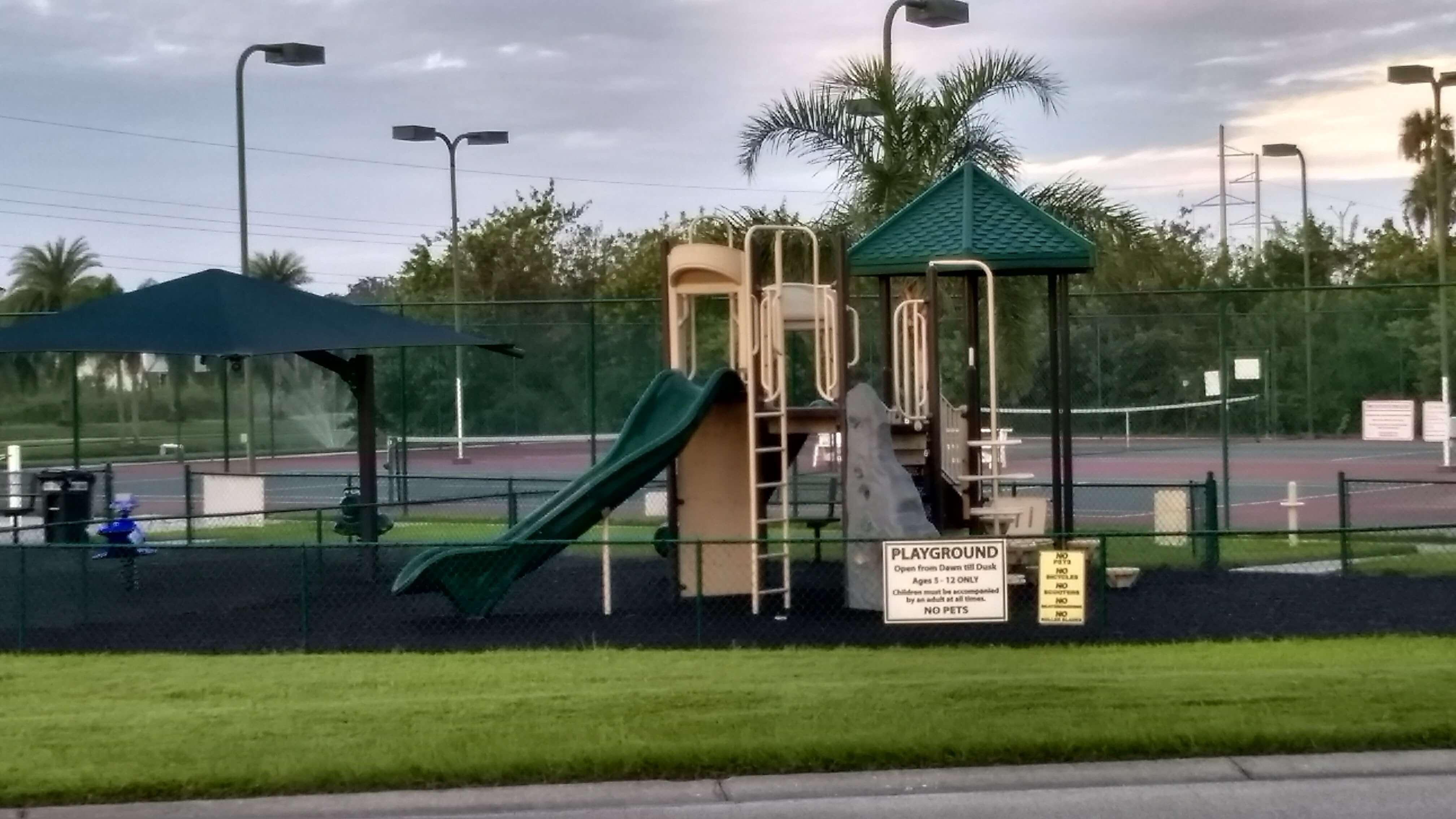 Children's Play Area