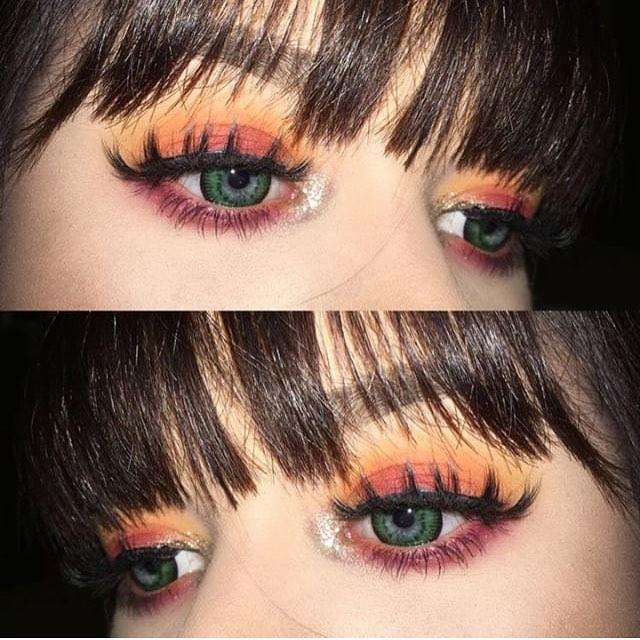 mink fur false eyelashes