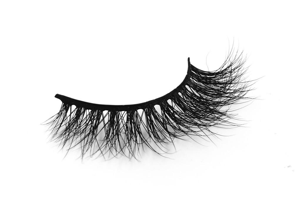 3D Mink Eyelashes Ava