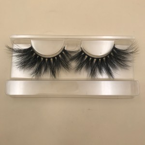 25mm Siberian Mink Strip Lashes