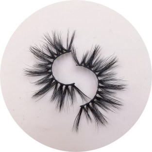 16mm mink lashes DC75