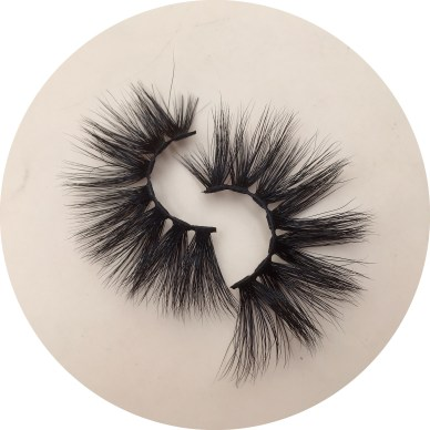 22MM mink lashes DN12