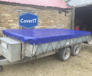 Graham Edwards flatbed standard trailer cover