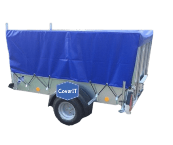 p6e mesh side cover for ramp tailgate and ladder rack
