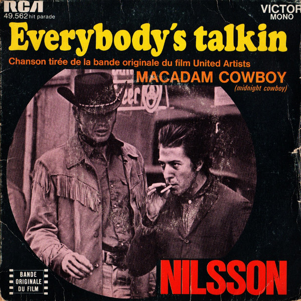 Image result for everybody's talkin' nilsson images