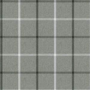 Highland Check - Granite