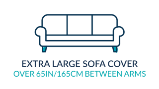 Extra Large Sofa Cover