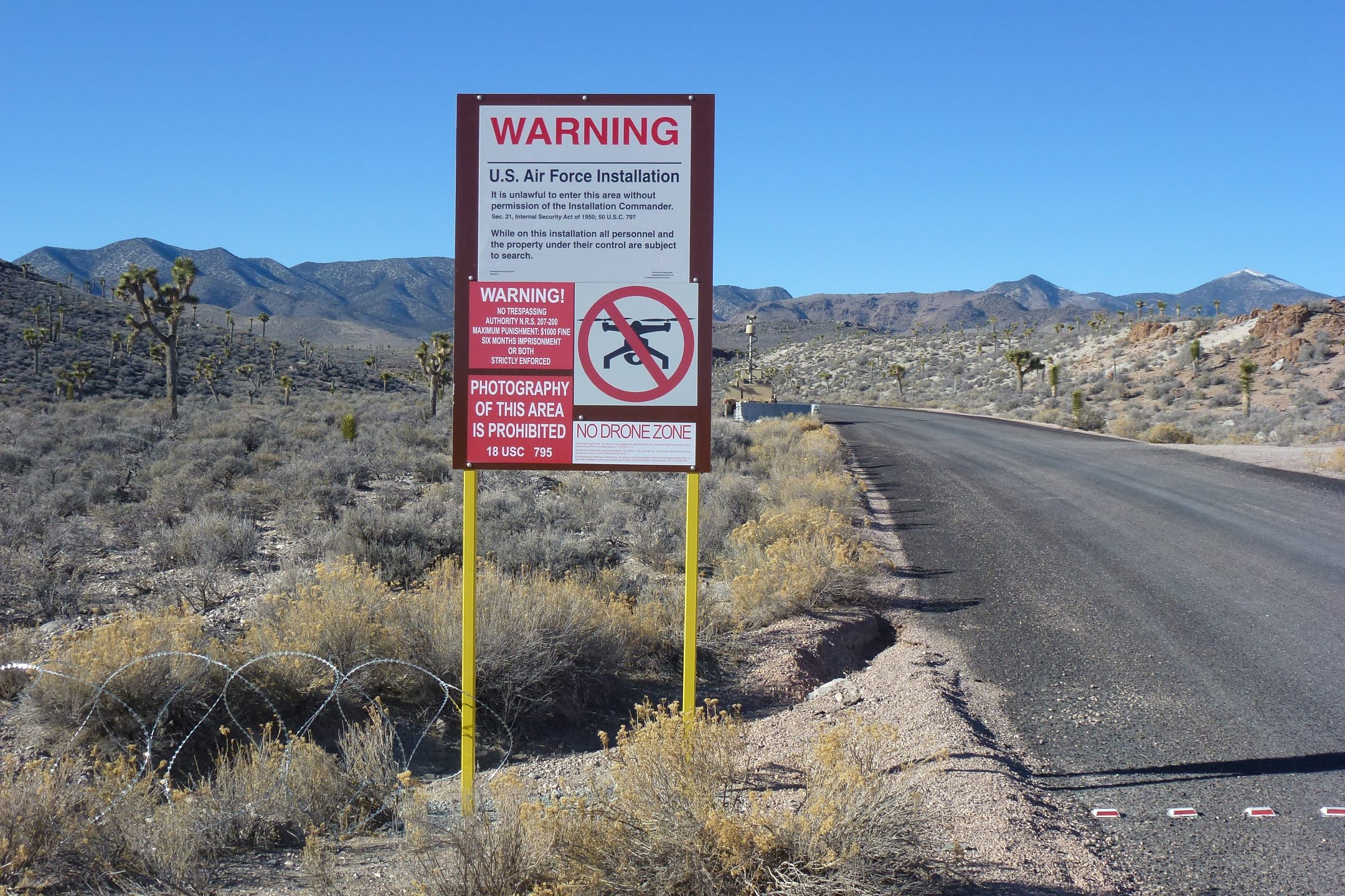 What Exactly Is The Government Hiding At Area 51