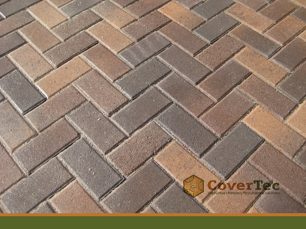 how to seal pavers for a wet look