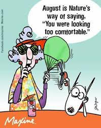 Maxine is a gift! of sassy humour!