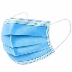 3020B CovidShop Hygienemaske Typ-2 Blau