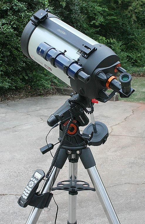Through Mars Telescope My