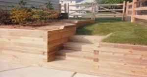 Retaining Wall Timbers