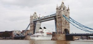 Seekrankheit auf Schiffsreise