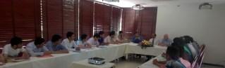 Student Orientation at AIT, Klong Luang, Thailand