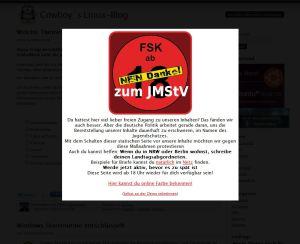 JMStV-Protest