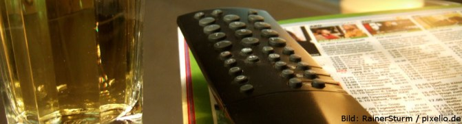 TV-Tipp Header, Bild: RainerSturm / pixelio.de