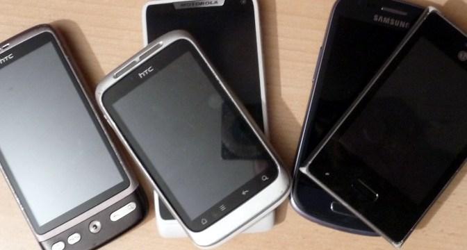Mal wieder Ärger mit dem Smartphone