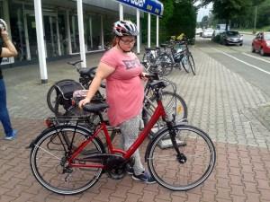 Svenja Fahrrad