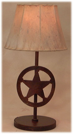 Texas Star Table Lamps Lighting For Your Home Or Office