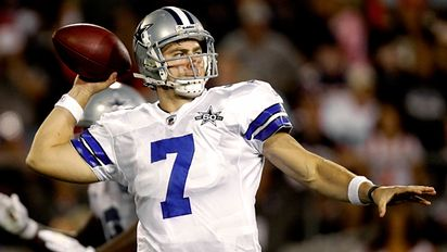 Dallas Cowboys quarterback Stephen McGee - The Boys Are Back blog