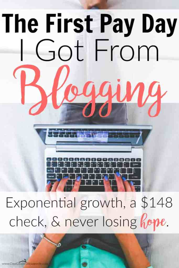 She shares her tips on how she went from 100 pageviews a day to breaking 10,000! If you're a newbie blogger or are thinking about starting a blog, you've got to read this!