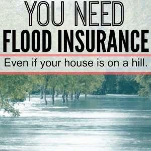 You Need Flood Insurance