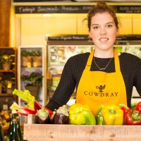 Cowdray Farm Shop Staff