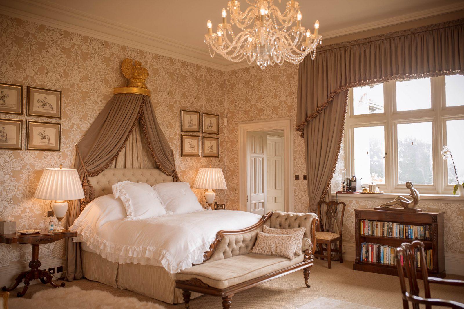 Beautiful Bedrooms Host your corporate event wedding