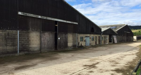 Commercial/Light Industrial units - Subject to change of use