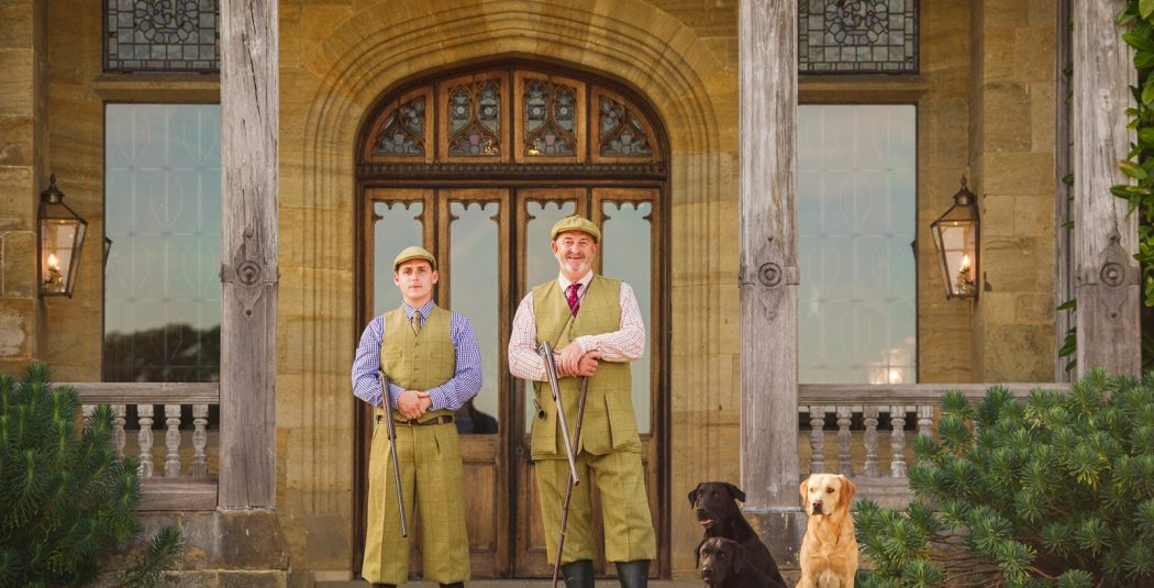 Cowdray House Gamekeeping Staff