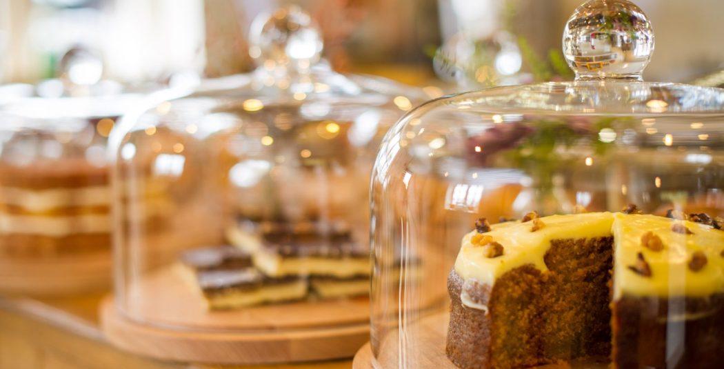 Cafe Cake 1