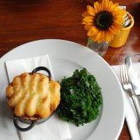 Cafe Cottage pie