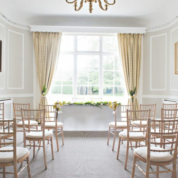 South Downs wedding venue - Capron House, Midhurst, West Sussex